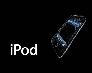 My iPod by chaosdragon11590