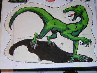 raptor_colored by Ignis1986