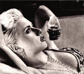 Scarlett Johansson by Syntheta-NZ