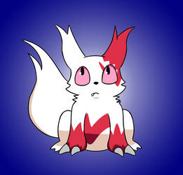 Zangoose by FuriaNocturna01
