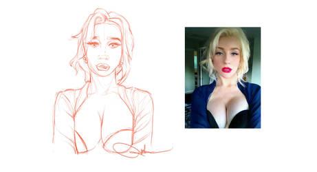 Sketch by jmart-art
