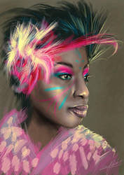 Pinkish by niraky