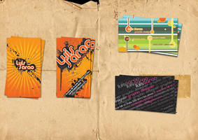 personal business cards by elsarao