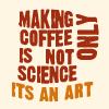 coffee: science+art by 8xhx8