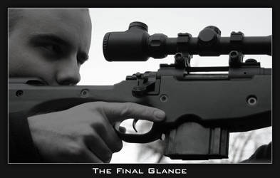 The Final Glance by shotgun-ned