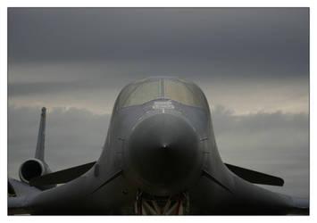 USAF B-1B RIAT '07 by shotgun-ned