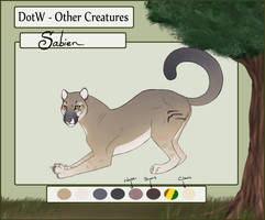 Sabien - DotW - Other Creature *Retired* by Ramala