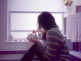 Tea steams___365 by zombiex495