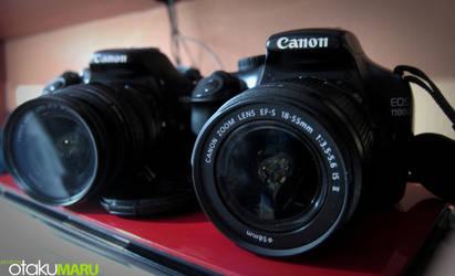 Canon EOS Series by Otaku-Maru