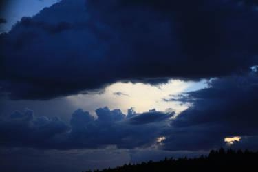Stormy Sky 16 by pelleron