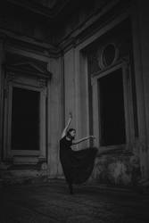 Ballet Dancer I by pelleron