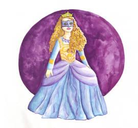 Una princesa empalagosa by luisabigail