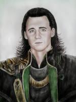 Loki by legadema666