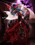 Vampire Chryssi by JaDeDJynX