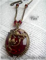 Fire Dragon by raffaella131