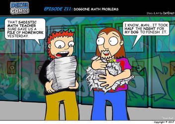 Dexter Comics Episode 211 by detstar