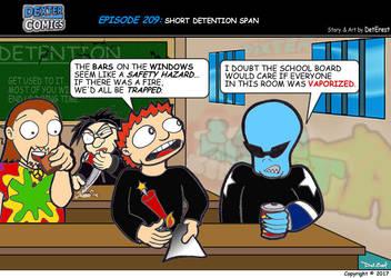 Dexter Comics Episode 209 by detstar