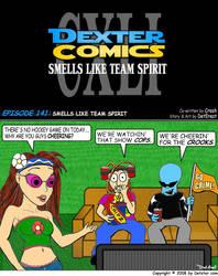 Dexter Comics Episode 141 by detstar