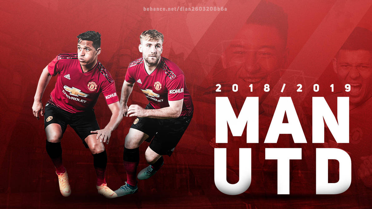 Manchester United 2018/19 Wallpaper Desktop By Dianjay On