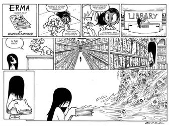 Erma- Ancient Relic by OUTCASTComix