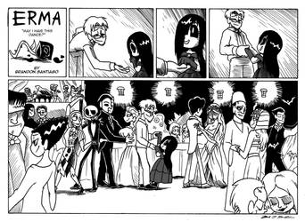 Erma- May I Have This Dance? by OUTCASTComix