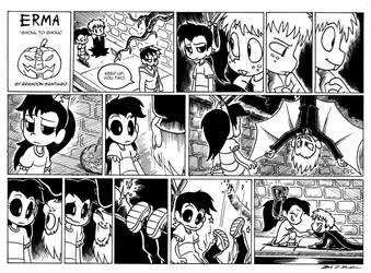 Erma- Ghoul to Ghoul by OUTCASTComix