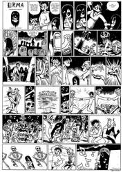 Erma- Graveyard Smash by OUTCASTComix