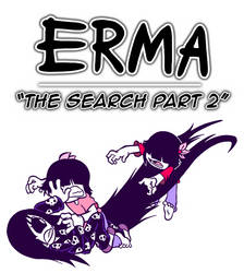 Erma Update- The Search Part 2 by OUTCASTComix