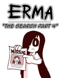Erma Update- The Search Part 4 by OUTCASTComix