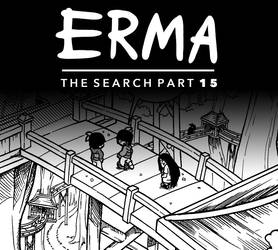 Erma Update- The Search Part 15 by OUTCASTComix