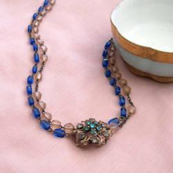 Sapphira Necklace by Sarade33