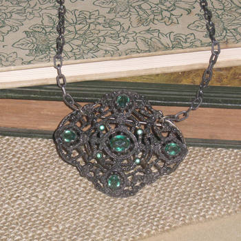 Wicked Stepmother Necklace by Sarade33