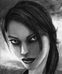 Tomb Raider Legend by angelameds