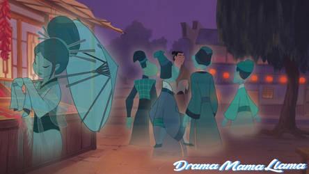 Shang Ghost by Drama-Mama-Llama