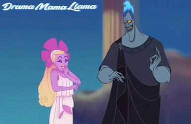 Persephone and Hades by Drama-Mama-Llama