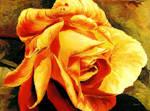Golden Rose (Improved Version) by Vladinakova