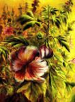 Purple Flower (Improved Version) by Vladinakova