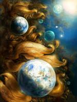 Have an Astronomical Christmas! by Vladinakova
