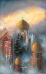 Liesel City New Year by Vladinakova