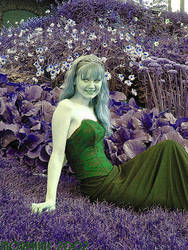 Otherworld Princess by forkbat
