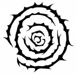 Thorns Rose by forkbat