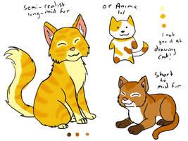 Random Kitty by ShadowYinYang
