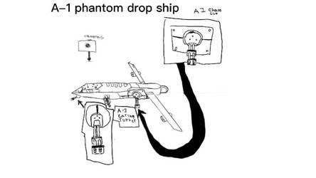 A-1. Phantom drop ship concept  by metaldemonx111