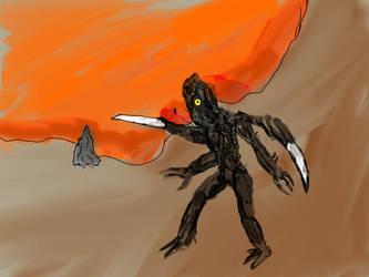 Ancient garthshun by metaldemonx111