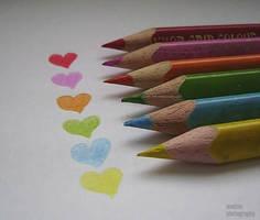 valentine's heart. by madziu