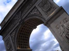 Washington Square Park by v-collins