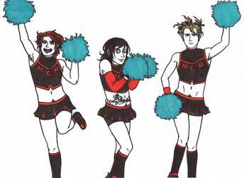 My Cheerleader Romance by po19