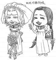 Thor bride by po19