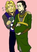 pregnant Loki by po19