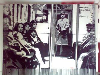 pelham stencil by kone1972
